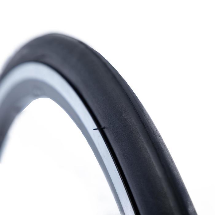 Fahrradreifen Drahtreifen Rennrad 2 Stk. Dynamic Sport 700×25 (25-622) schwarz