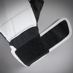 Zakhandschoenen voor cardioboksen CRD 100 grijs