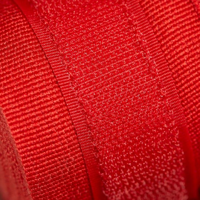 BANDES DE BOXE 500 4M ROUGES