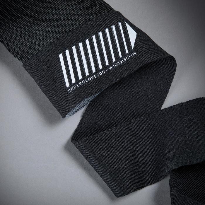 MITON + VENDA BOXEO OUTSHOCK 500 negros