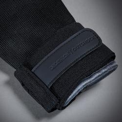 Binnenhandschoenen voor boksen 500 zwart