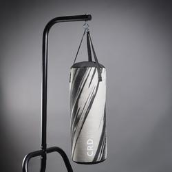 NUEVO KIT DE CARDIO BOXING: saco + mitones de pegada + cuerda para saltar