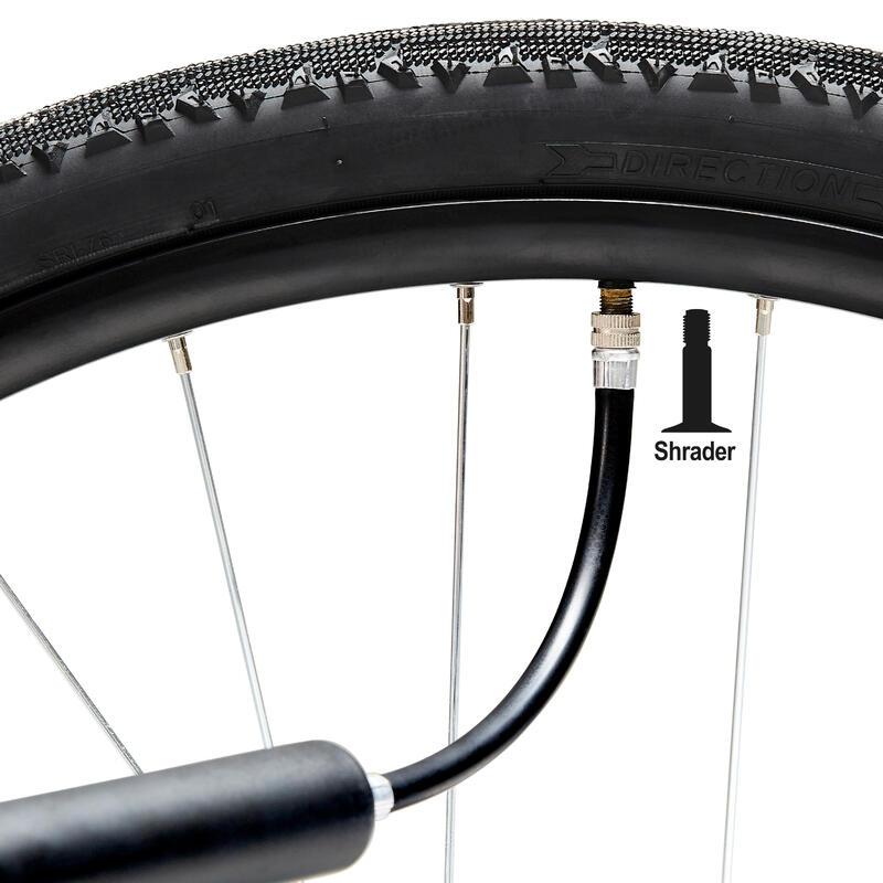 Hose and Valve Bike Pump Adaptors
