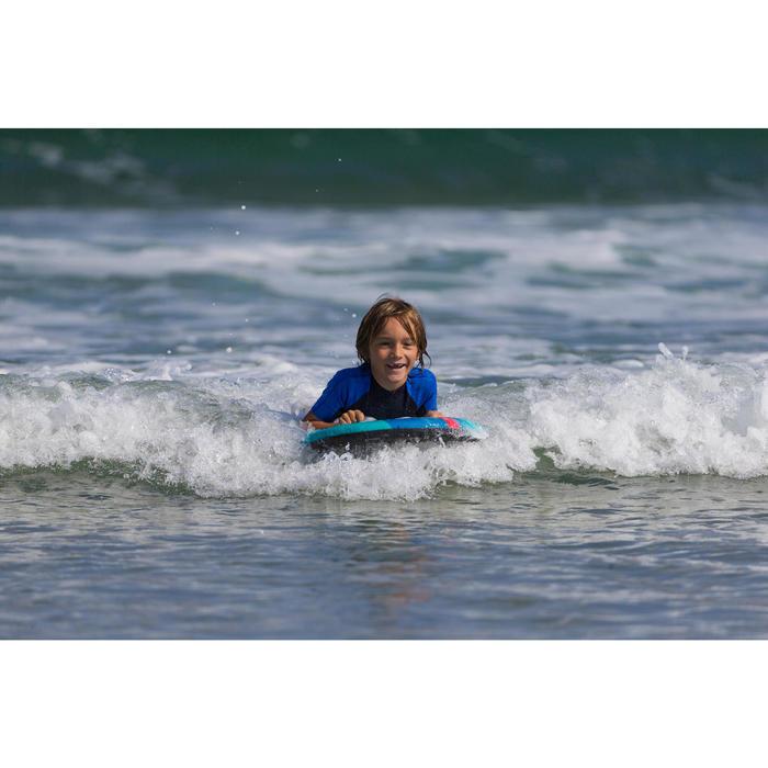 Bodyatu Kids' Bodyboard 4-8 years with Handles - Camouflage