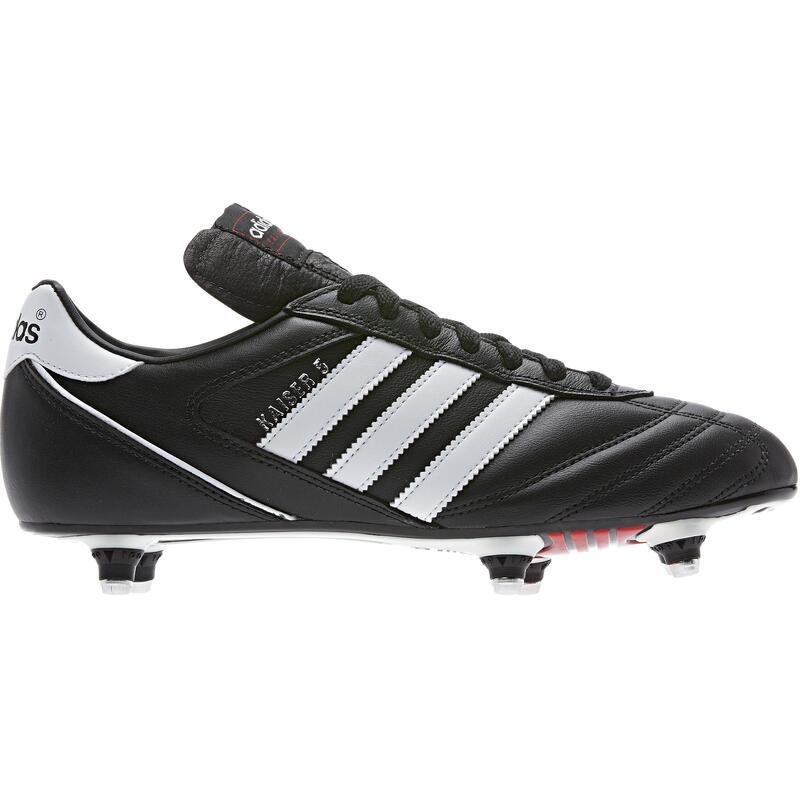 Botas de fútbol Adidas Kaiser Cup SG adulto negro
