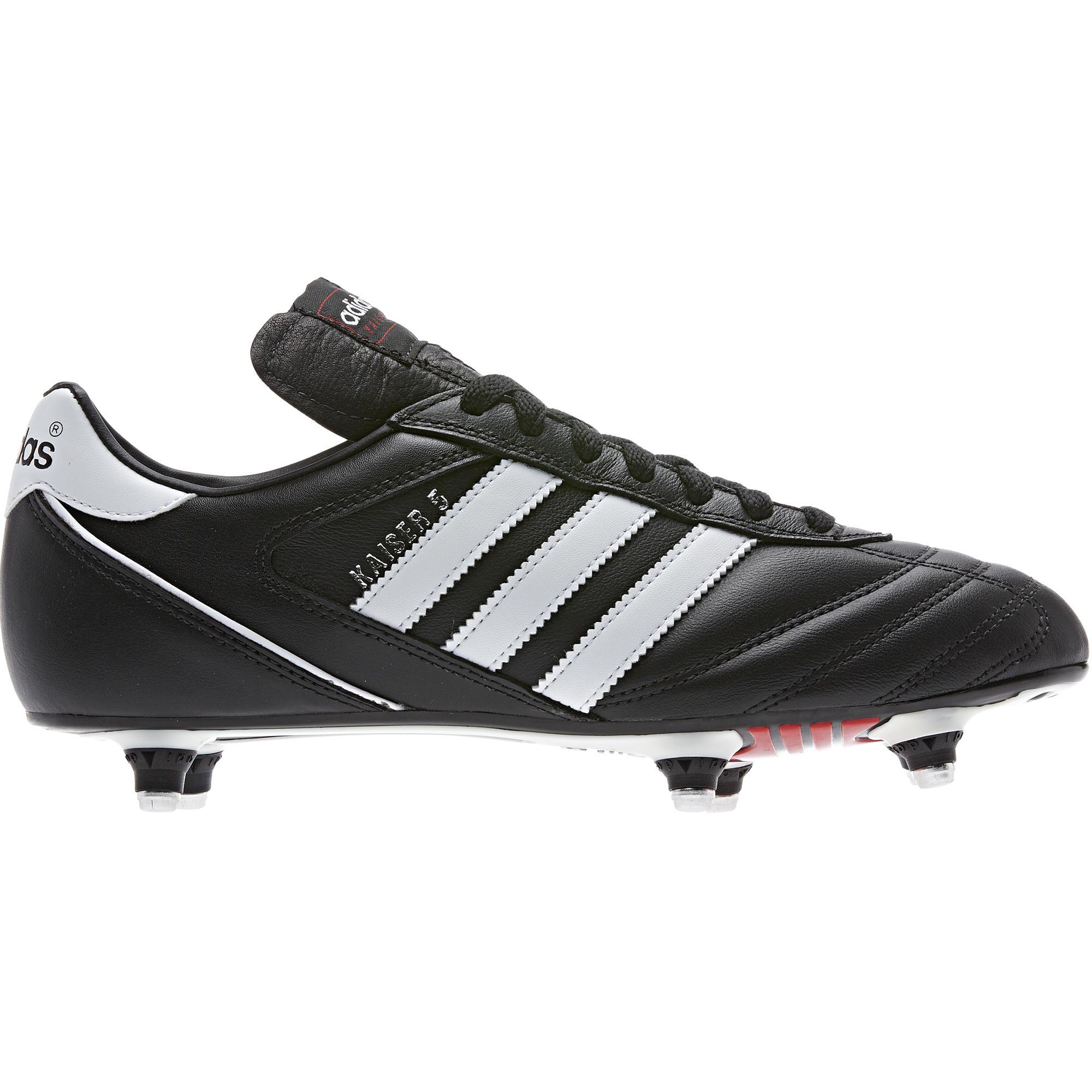 Fußballschuhe Stollen Kaiser Cup SG Erwachsene schwarz | Schuhe > Sportschuhe > Fußballschuhe | Adidas