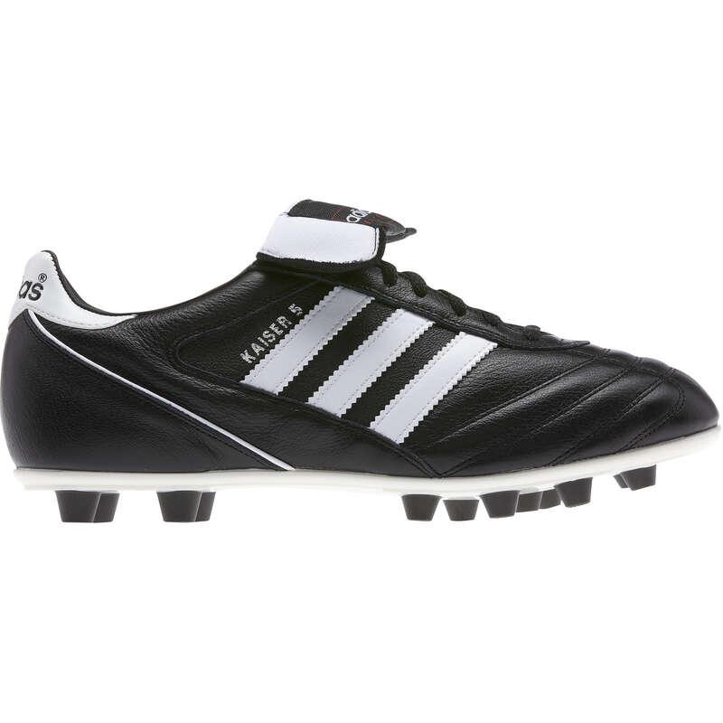 Firm ground Football - Kaiser 5 Liga adult football boots - Black ADIDAS - Football Boots
