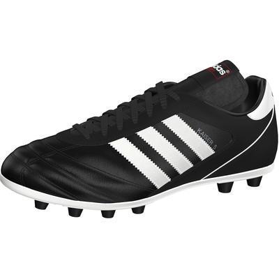 Chaussure de football adulte Kaiser Liga FG noire blanche