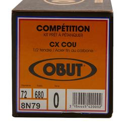 Petanqueballen competitie OBUT CX COU