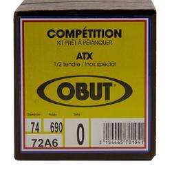 BOULES OBUT ATX COMPÉTITION