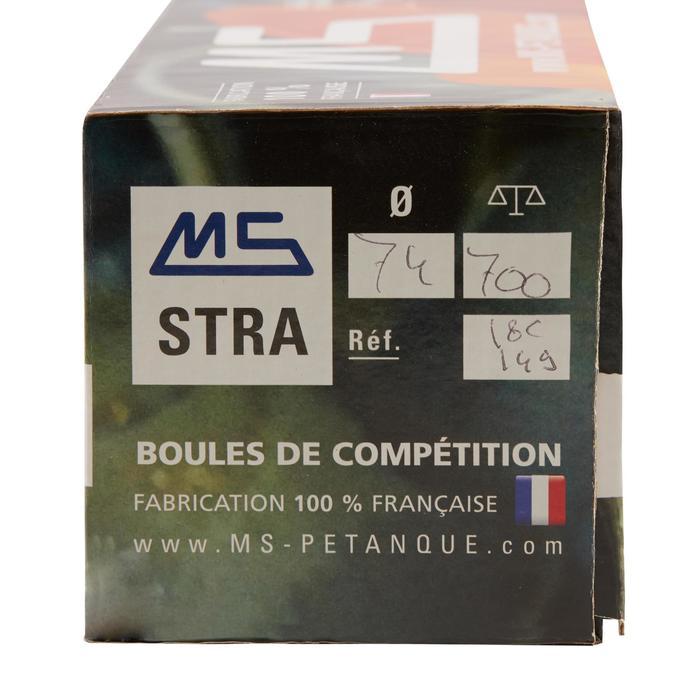 Boulekugeln MS STRA Wettkampf