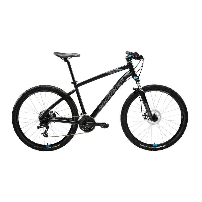 "Bicicleta MTB 520 Negro 27,5"" ROCKRIDER"