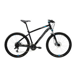 "ST 520 27.5"" Mountain Bike - Black/Blue"