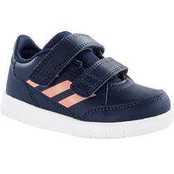 Altasport marineblauw/roze