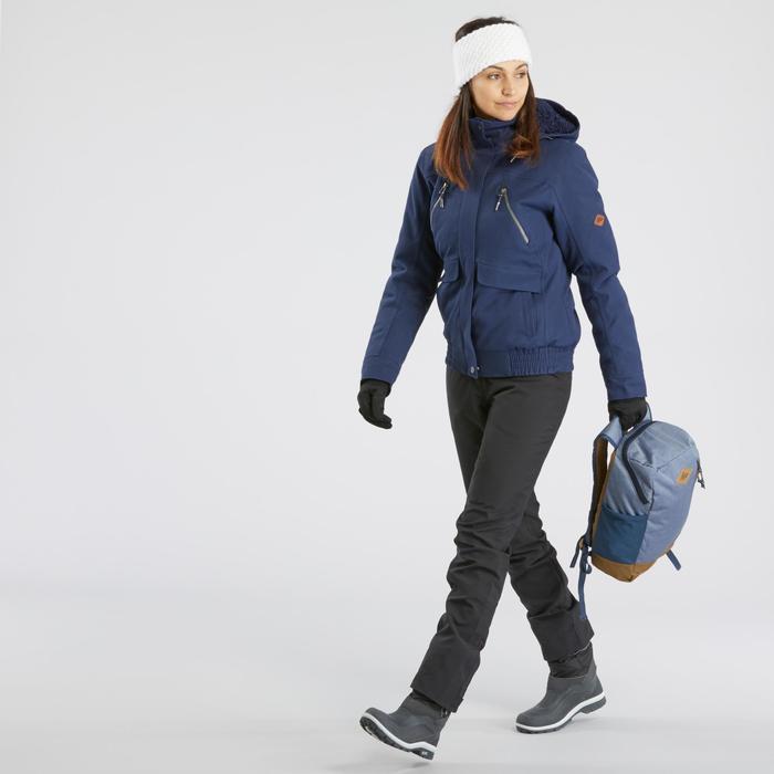 Bottes de neige chaudes imperméables - SH500 X-WARM - hautes femme