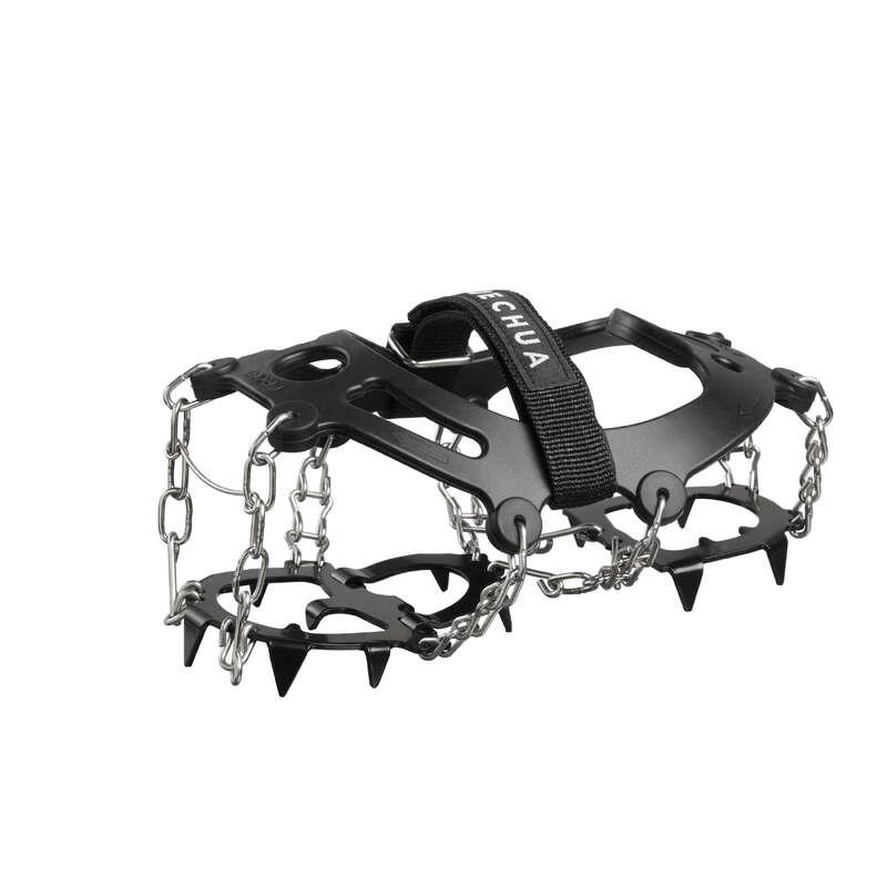 МУЖСКИЕ БОТИНКИ \ ЗИМНИЕ ПОХОДЫ Удобная обувь для походов - ЛЕДОСТУПЫ SH900 QUECHUA - Бутик