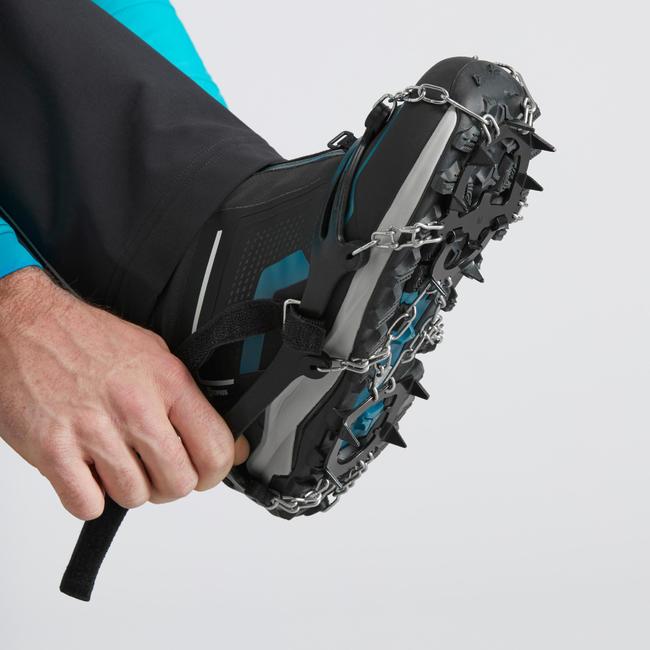 Snow hiking anti-slip grip SH900 - Black