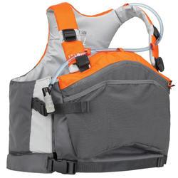 Colete de ajuda à flutuação 50 N Pockets para a prática de canoa/kayak.
