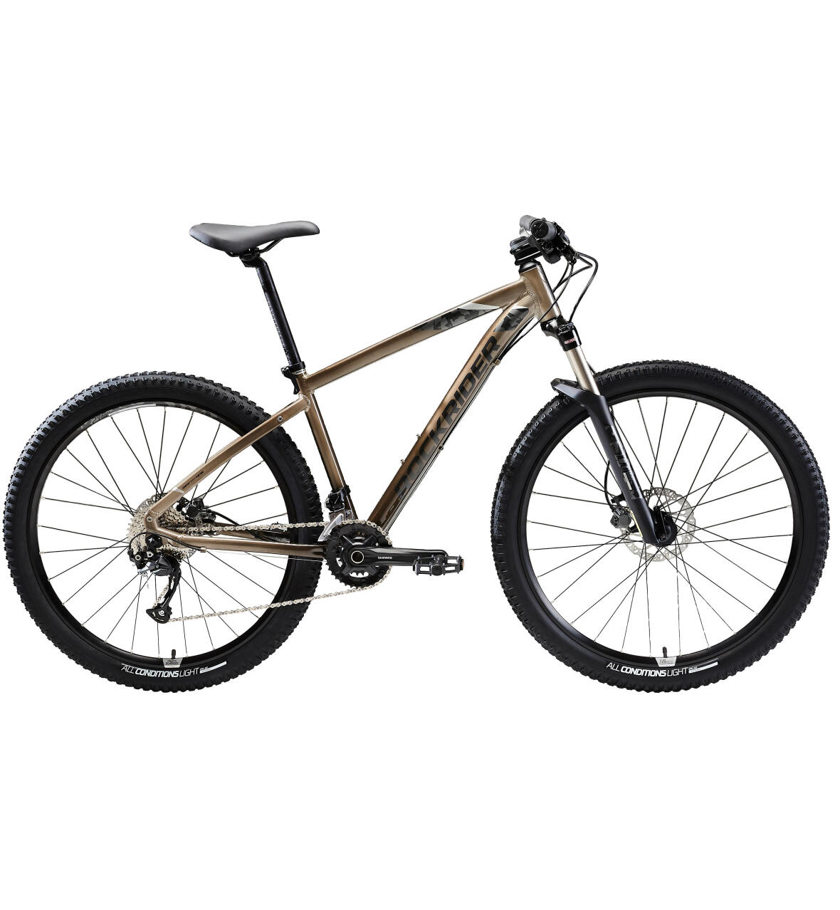 VTT ROCKRIDER ST 540 SABLE