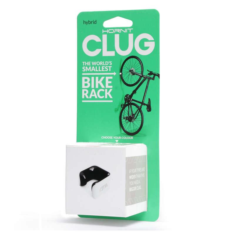 SISTEMAZIONE BICI Ciclismo, Bici - Supporto da muro CLUG M HORNIT CLUG - ACCESSORI MTB ALL MOUNTAIN
