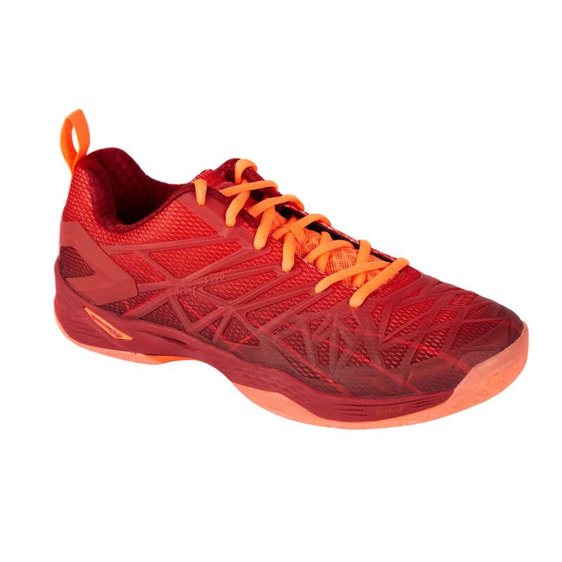 FÉRFI HALADÓ TOLLAS/SQUASH CIPŐ USA csapatsportok, rögbi, floorball - Férfi tollaslabda cipő BS 990  PERFLY - Floorball