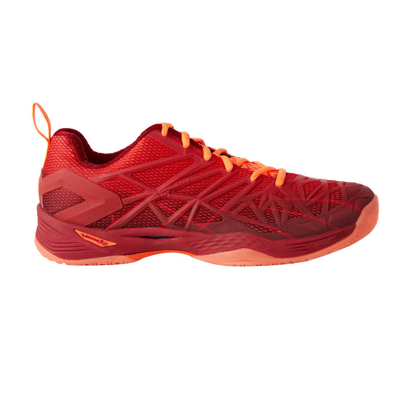 Men's Badminton/Indoor Sports Shoes BS 990 - Red