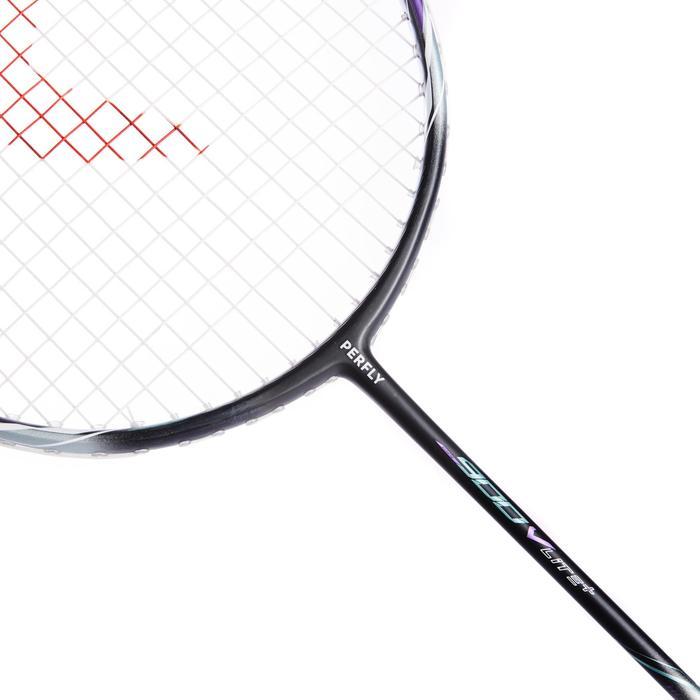 Badmintonracket voor volwassenen BR 900 Ultra Lite V mintgroen