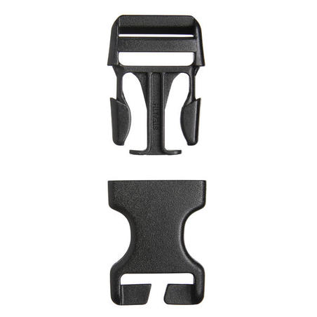 Set of 2 x 25 mm Backpack Quick-Release Buckles