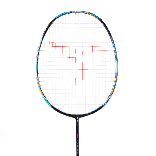 BADMINTON ADULT RACKET BR 900 ULTRA LITE V LIGHT BLUE