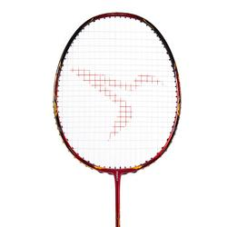 Badmintonschläger BR 990 P Erwachsene rot/orange
