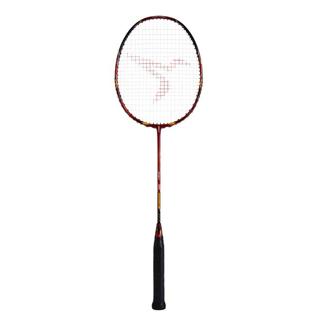 BADMINTON ADULT RACKET BR 990 P RED ORANGE