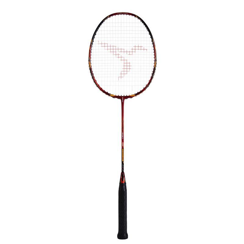 Badminton Raquette Adulte Br 990 P Rouge Orange - Pas De Taille