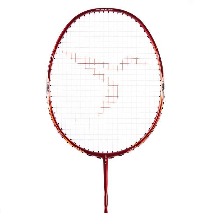 成人款羽球拍BR 930 P-紅色