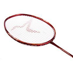 Badmintonschläger BR 930 P Erwachsene rot