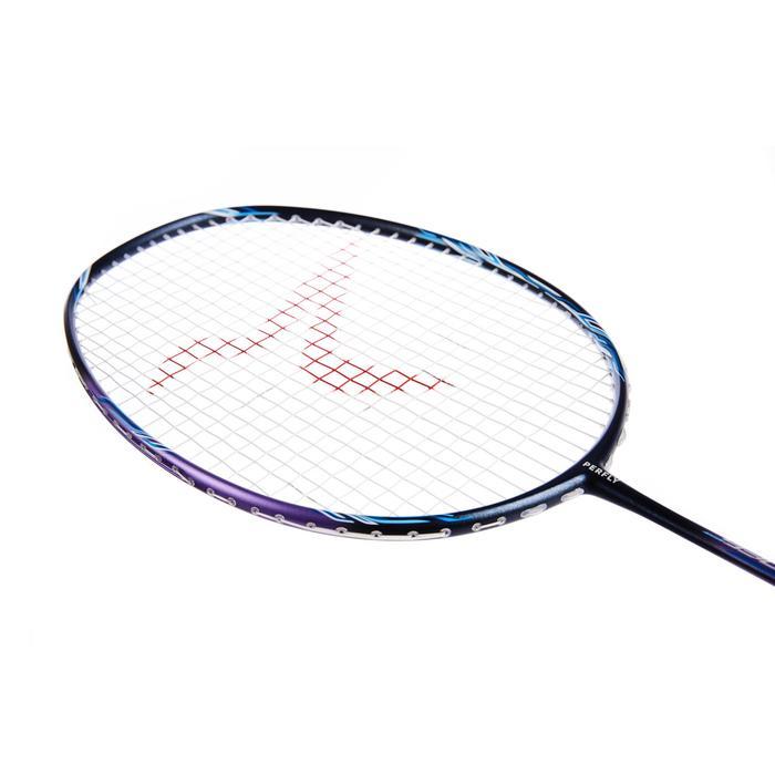 成人款羽球拍BR 930 V-藍紫配色