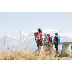 Rucksack Wandern MH500 Kinder 15 Liter blau