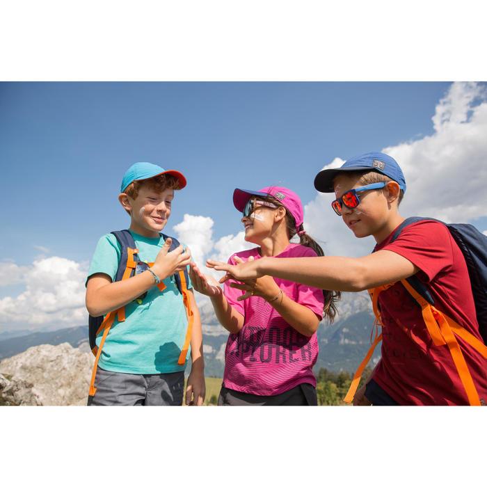 Schirmmütze MH100 Kinder türkis