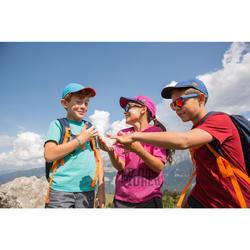 Wandelpet voor kinderen MH100 turkoois