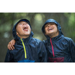 Regenjacke MH100 Kinder navy