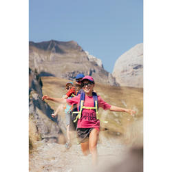Wanderrock MH100 Kinder grau/pink