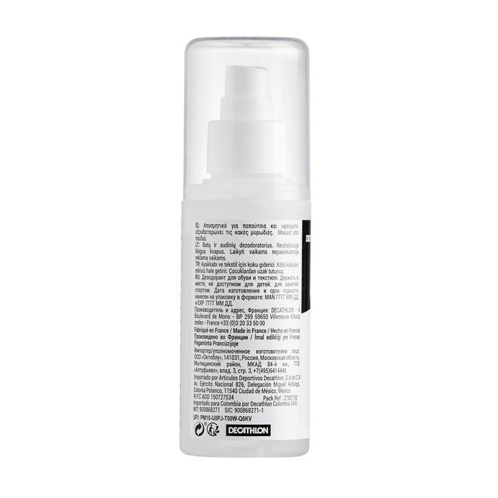 Spray neutralisateur d'odeurs chaussures