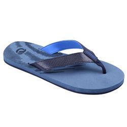 男款夾腳拖鞋TO 150-藍色