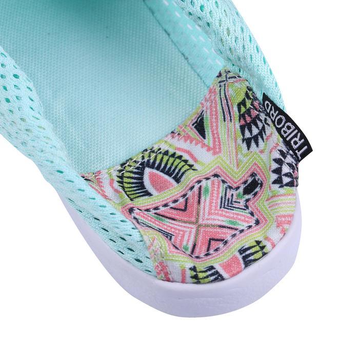 女款鞋AREETA Longi-綠色