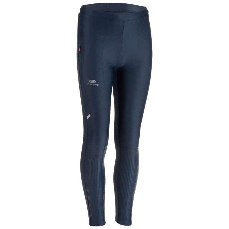 ABBIGLIAMENTO ACCESSORI ATLETICA BAMBINO Running, Trail, Atletica - Pantaloni bambino AT 100 grigi KALENJI - Running, Trail, Atletica