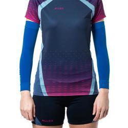 Arm sleeves voor volleybal VAP500 blauw