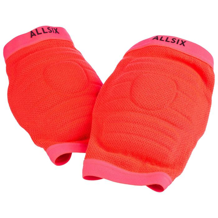 Genouillères de volley-ball VKP900 roses