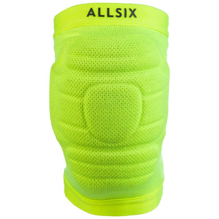 Kniebeschermers voor volleybal VKP900 geel
