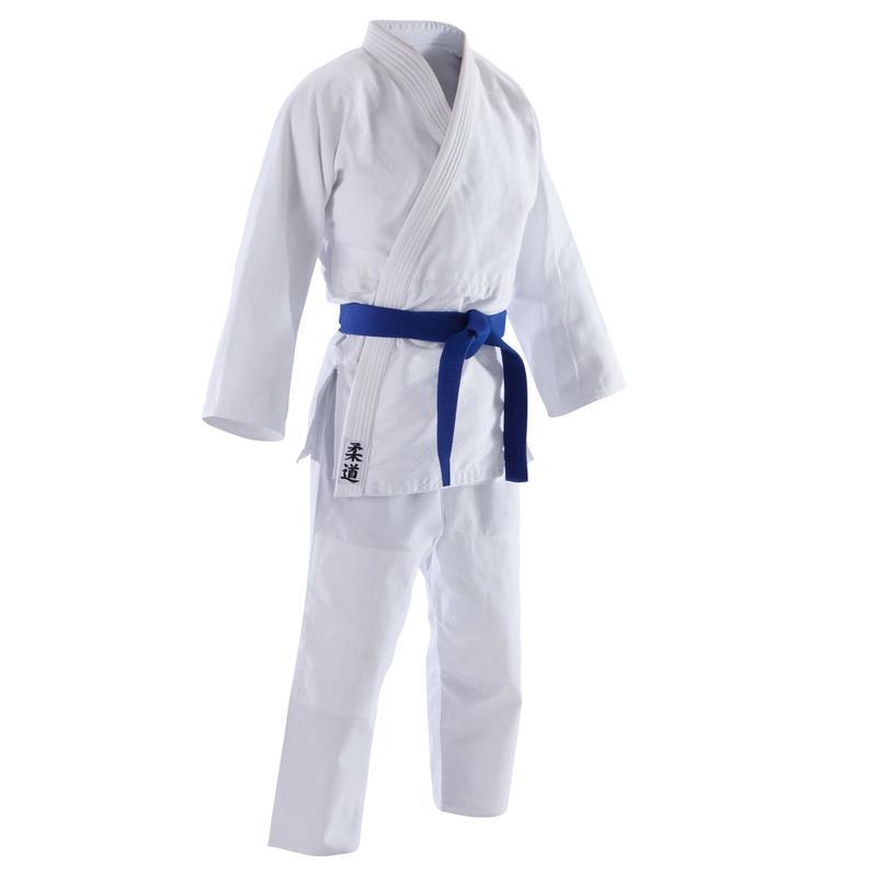 Artikel klicken und genauer betrachten! - Unser begeistertes Team hat diesen Judoanzug für erfahrene Judokas entwickelt. Auf geht's zum Training und mache deinen grünen und blauen Gürtel!   im Online Shop kaufen