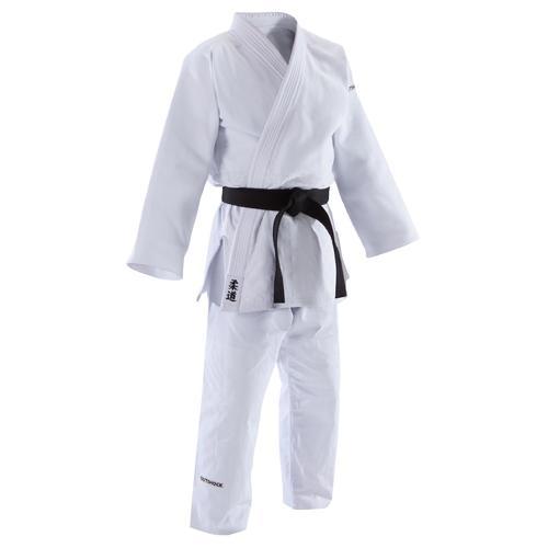 kimono judo adulte 900 blanc
