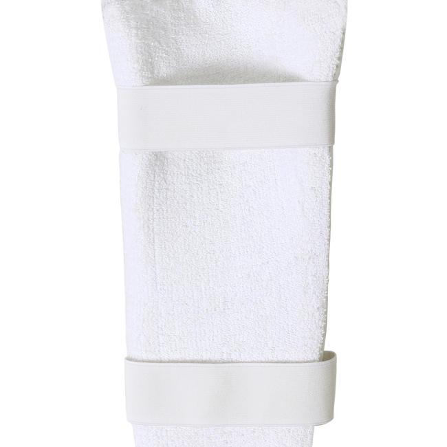 KID'S CRICKET ARM GUARD, ARM 100, WHITE